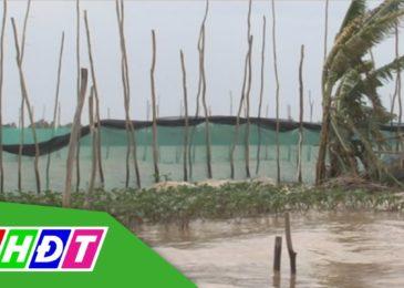 Phát triển nuôi trữ thủy sản mùa nước nổi | THDT