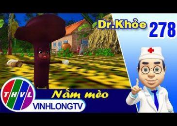 THVL | Dr. Khỏe – Tập 278: Nấm mèo – Phần 3